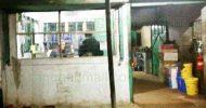 কুলাউড়ায় নবীনচন্দ্র হাইস্কুল স্কুল চৌমুহনীতে জালানী তৈলের দোকানে দুধর্ষ চুরি