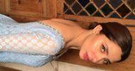 পাক অভিনেত্রী মাহিরার যে ছবি নিয়ে সোশ্যাল মিডিয়ায় ঝড়