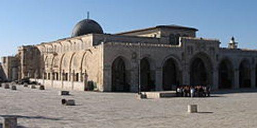 খুলে দেয়া হল আল আকসা মসজিদ