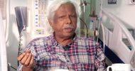 কথা বলতে কষ্ট হচ্ছে ডা. জাফরুল্লাহ চৌধুরীর