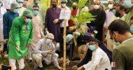 দেশব্যাপী স্বেচ্ছাসেবক লীগের বৃক্ষরোপণ কর্মসূচির উদ্বোধন