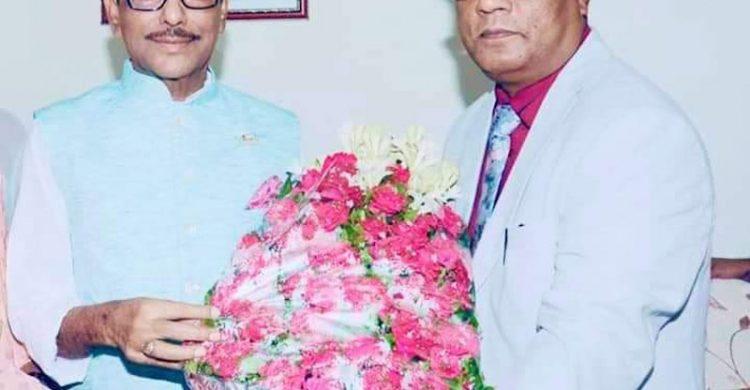 ঊষারবানী সম্পাদক মন্ডলীর সভাপতি 'মাহবুব মোরশেদ খসরু'র জন্মদিনে শুভেচ্ছা জানানোয় কৃতজ্ঞতা প্রকাশ