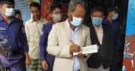 রাজনগর ভোক্তা অধিদপ্তরের ৩ প্রতিষ্ঠানকে ৭ হাজার টাকা জরিমানা
