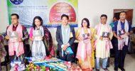 কমলগঞ্জের মণিপুরী মহারাসলীলা সমাপ্ত