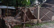 বড়লেখায়  বসত ঘর ভাঙ্গচোর থানায় দু'পক্ষের  অভিযোগ